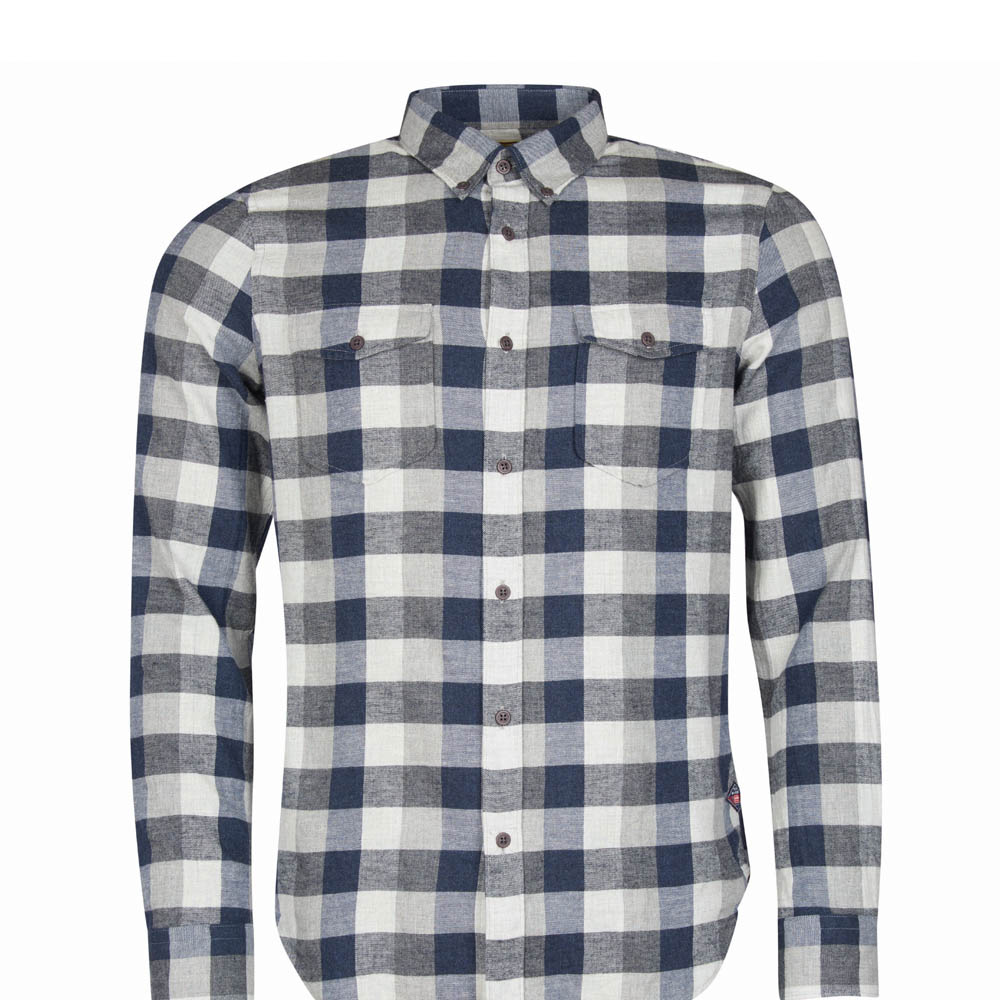 Barbour Steve McQueen Miter Shirt Barbour International: from the Steve McQueen