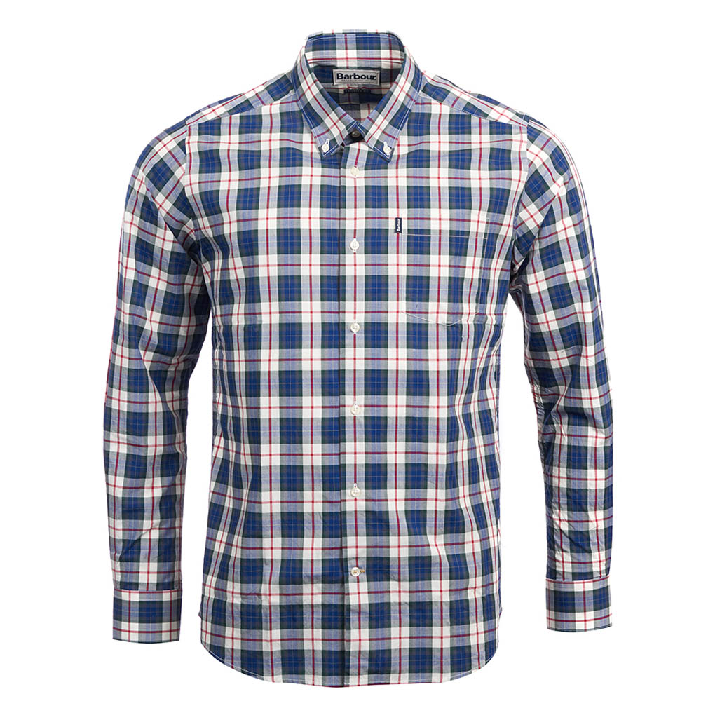 Barbour Stapleton Highland Check Tailored Shirt Barbour Lifestyle: from the Classic capsule