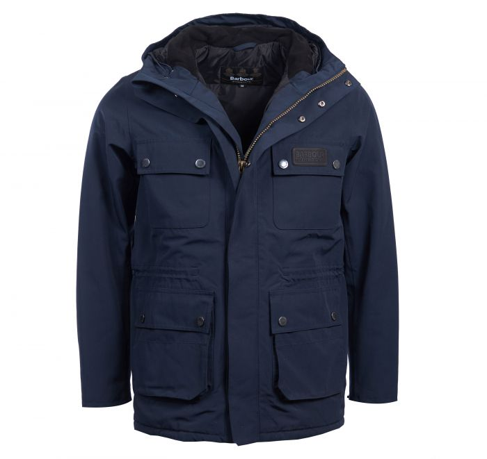Barbour Endo Jacket Navy Barbour International
