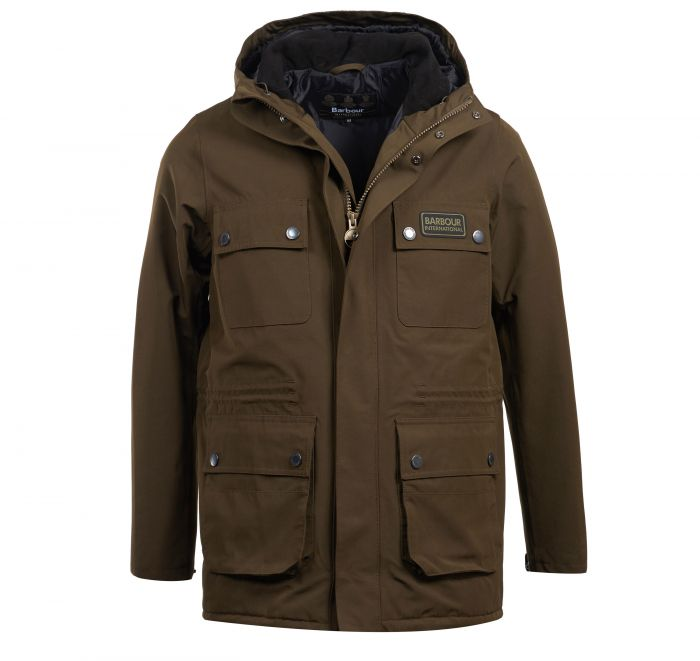Barbour Barbour Endo Jacket Olive Barbour International