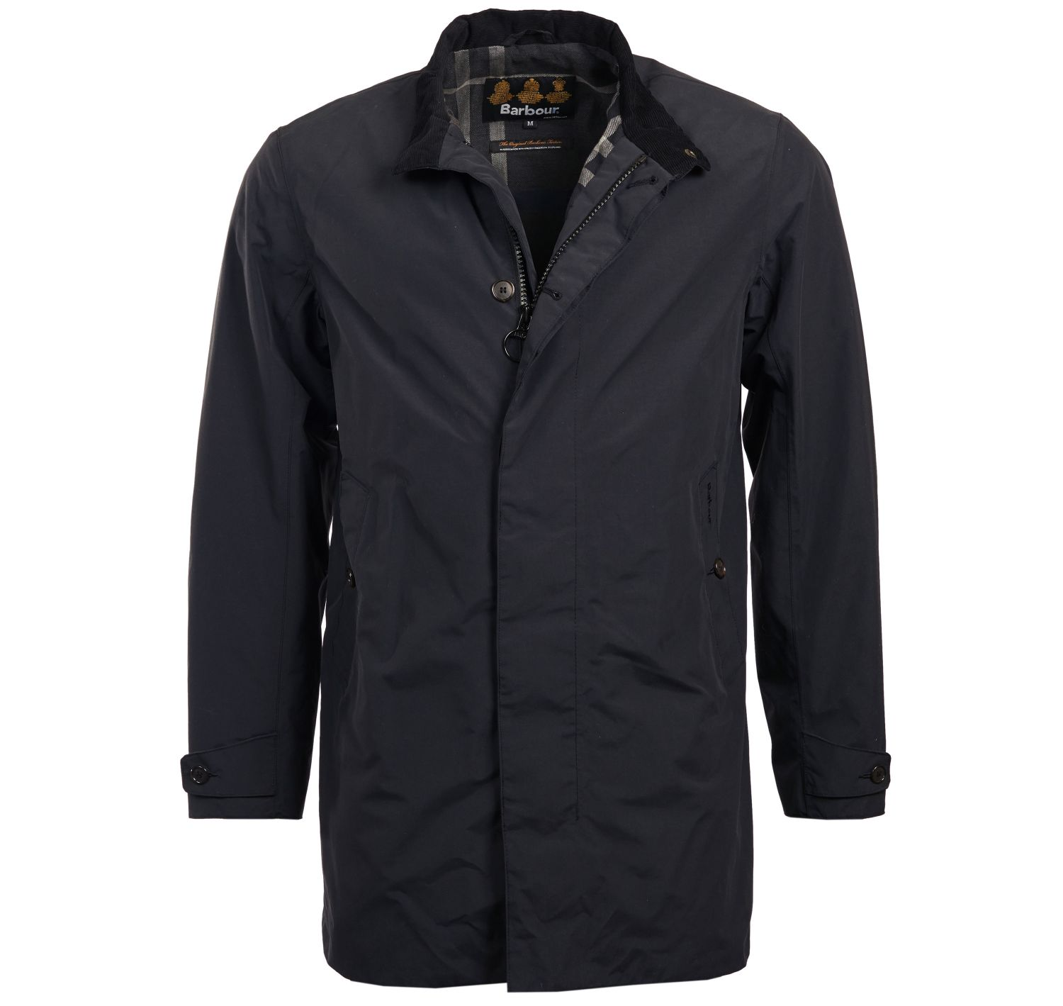 Barbour Golspie Waterproof Breathable Jacket Black