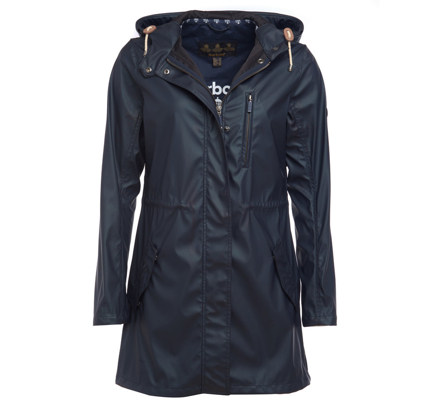 Barbour Barbour Harbour Jacket Navy Regular Fit