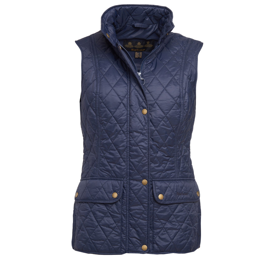 Barbour Otterburn Gilet Navy