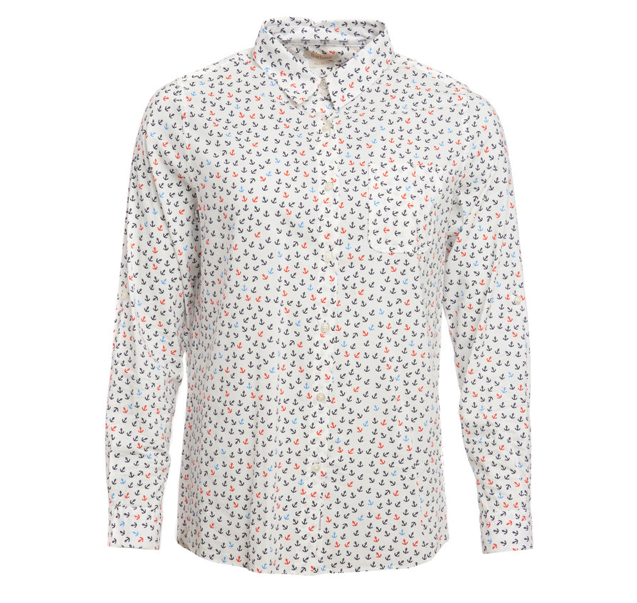 Barbour Whitby Relaxed Fit Shirt Relaxed Fit