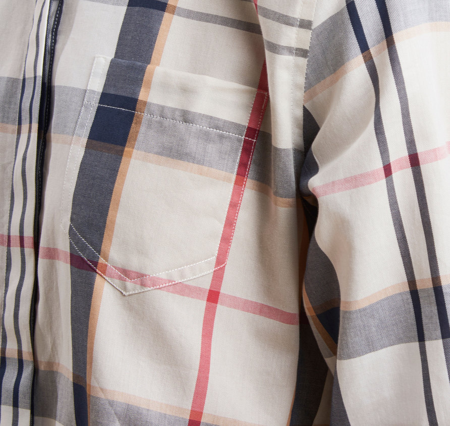 Barbour Leathen Relaxed Fit Shirt