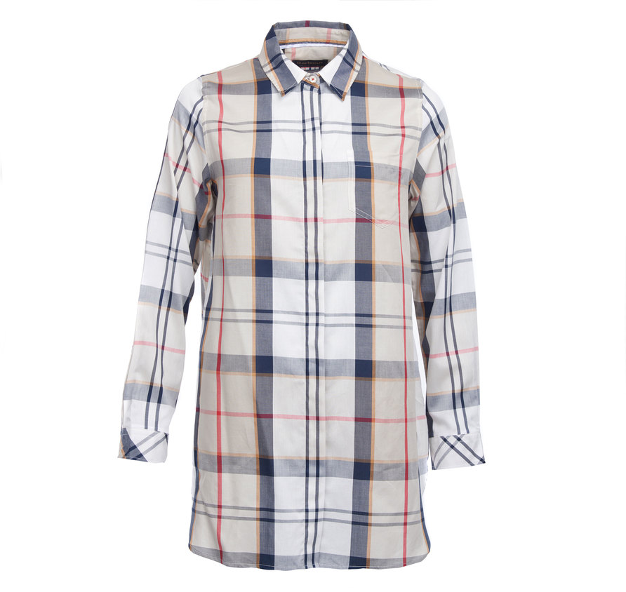 Barbour Leathen Relaxed Fit Shirt Relaxed Fit