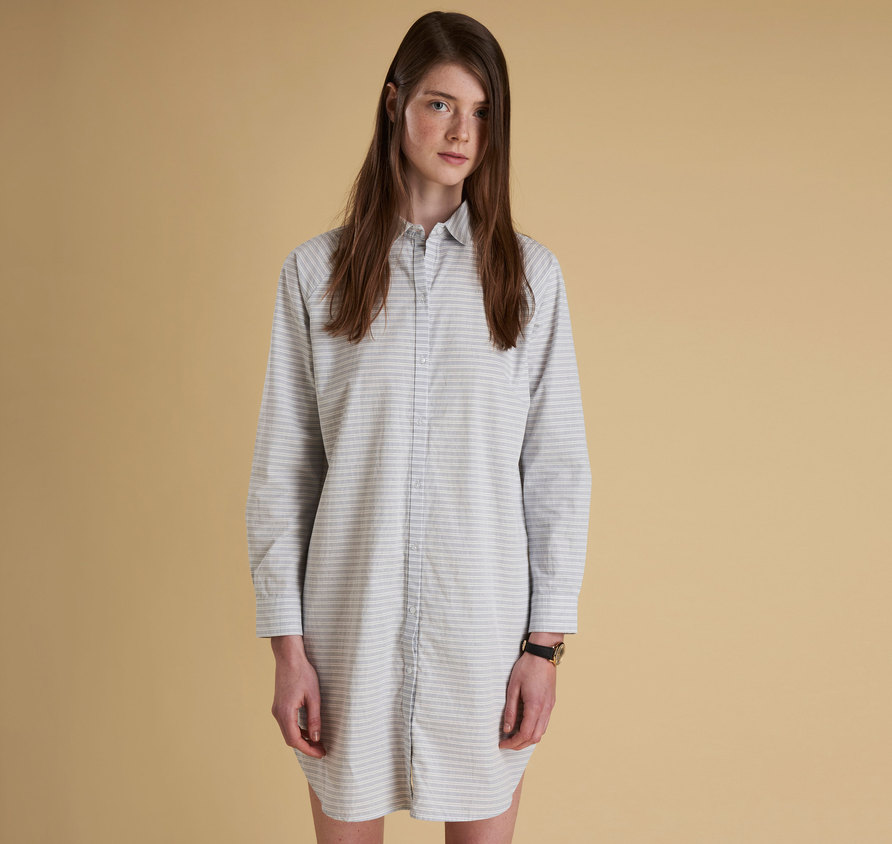 Barbour Betty Shirt Dress