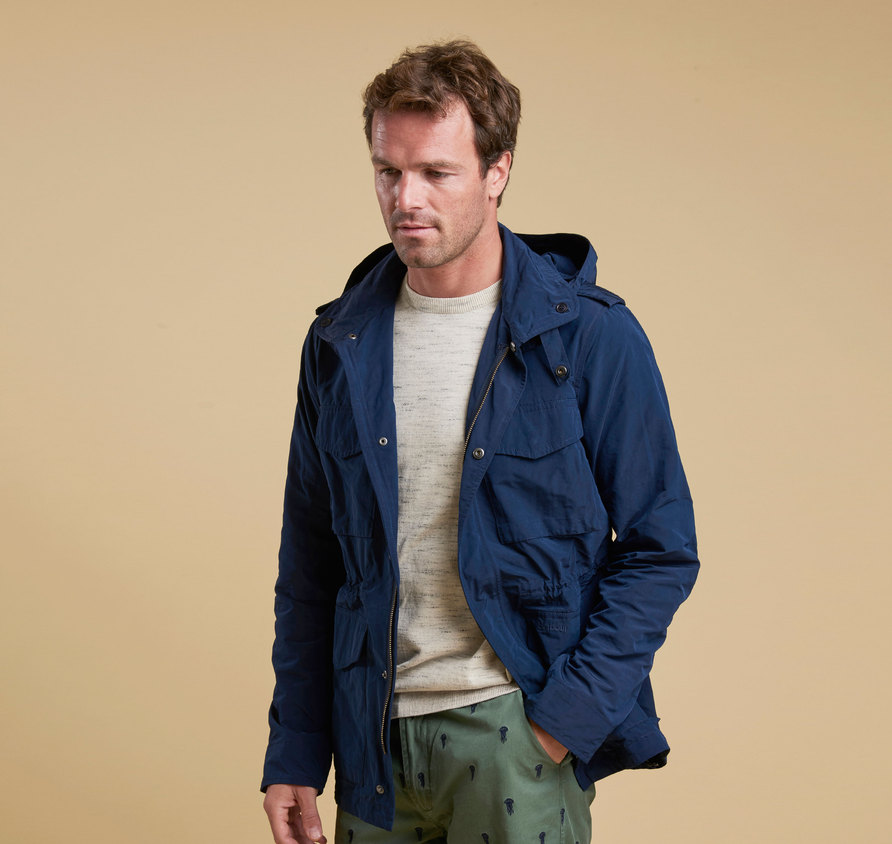 Barbour Barbour Orel Summer Jacket Blue