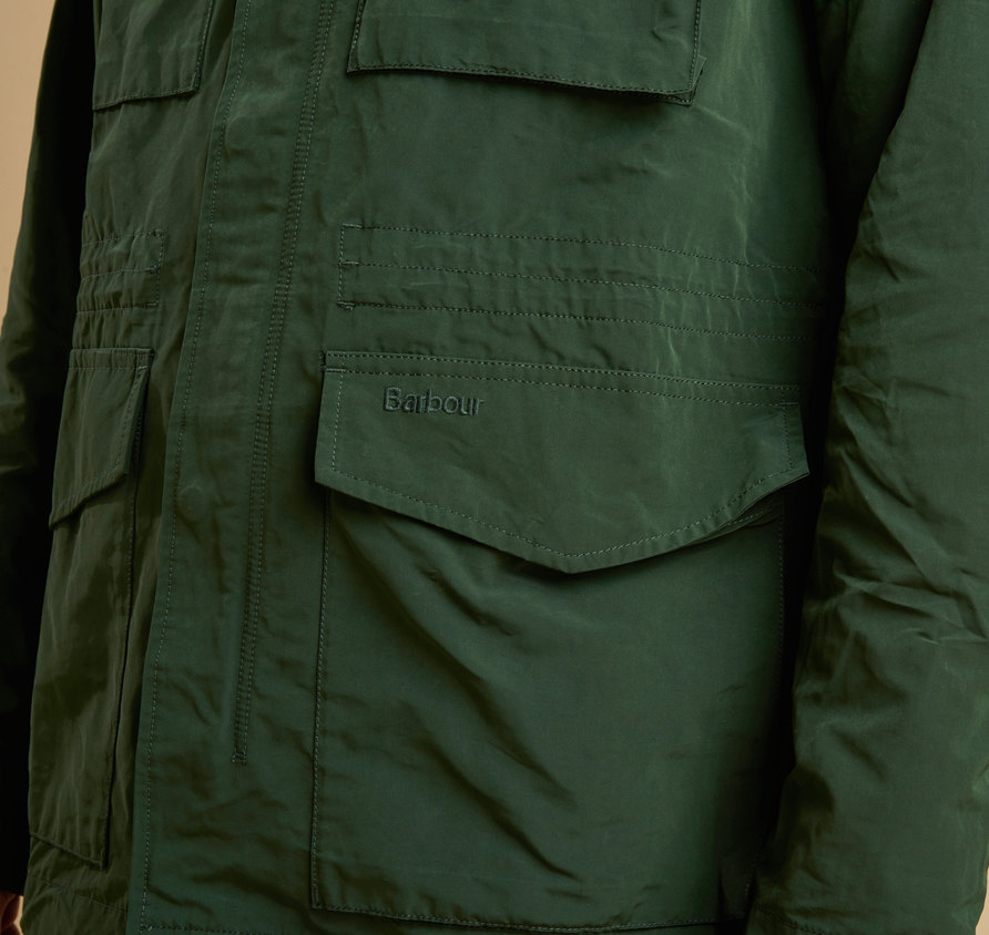 Barbour Orel Summer Jacket Green