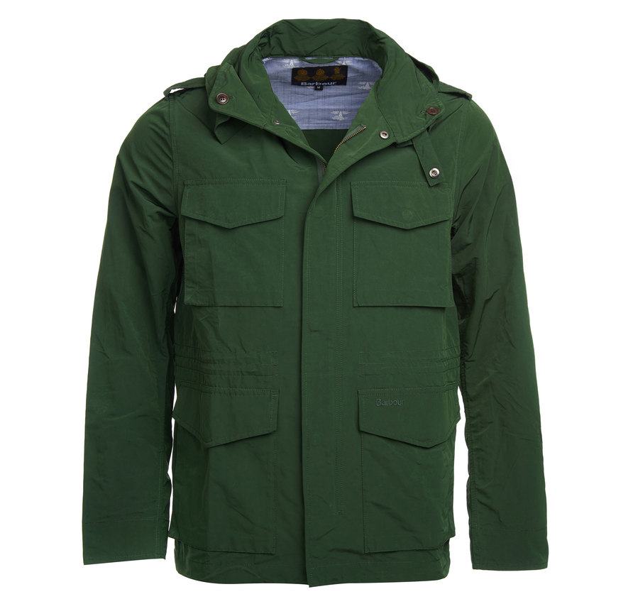 Barbour Barbour Orel Summer Jacket Green