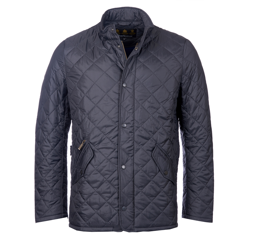 Barbour Barbour Flyweight Chelsea Quilted Jacket Navy