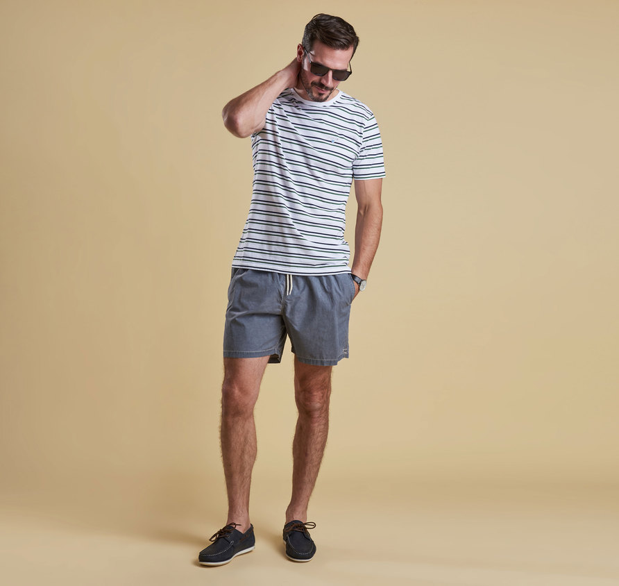 Barbour Victor Swim Short Grey