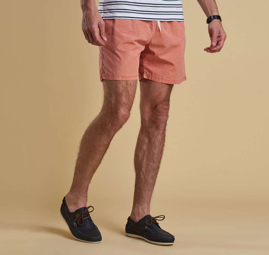 Barbour Victor Swim Short Orange