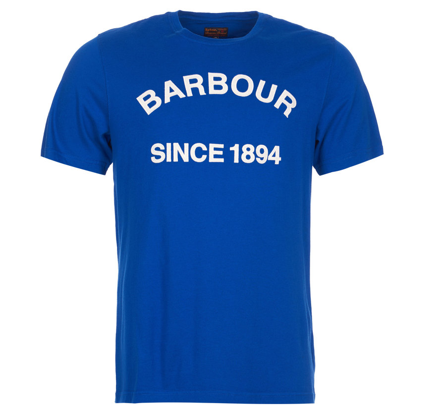 Barbour Barbour Tiverton T-Shirt Blue
