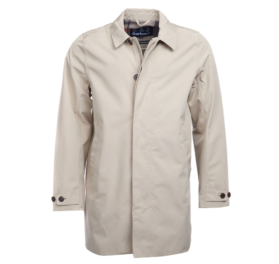 Barbour Barbour Colt Waterproof Breathable Jacket Stone