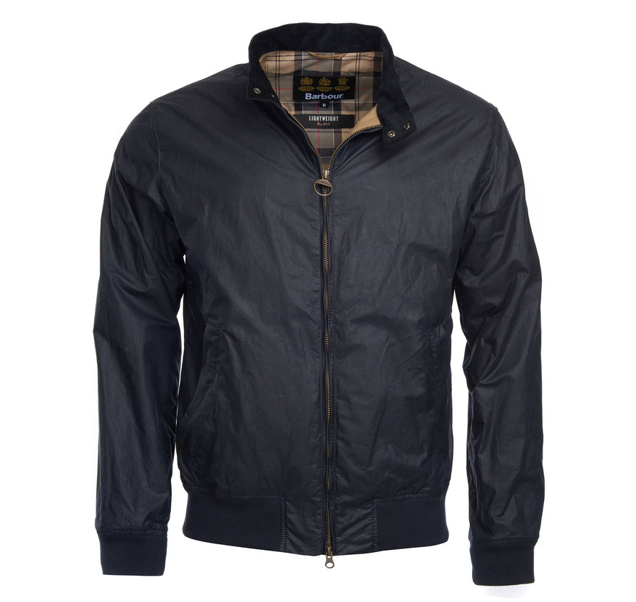 Barbour Barbour Lightweight Royston Wax Jacket Navy