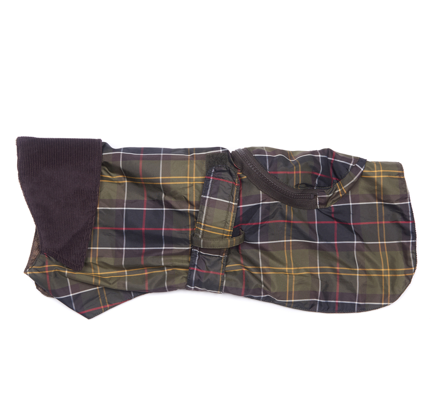 Barbour Barbour Pack Away Dog Coat Classic
