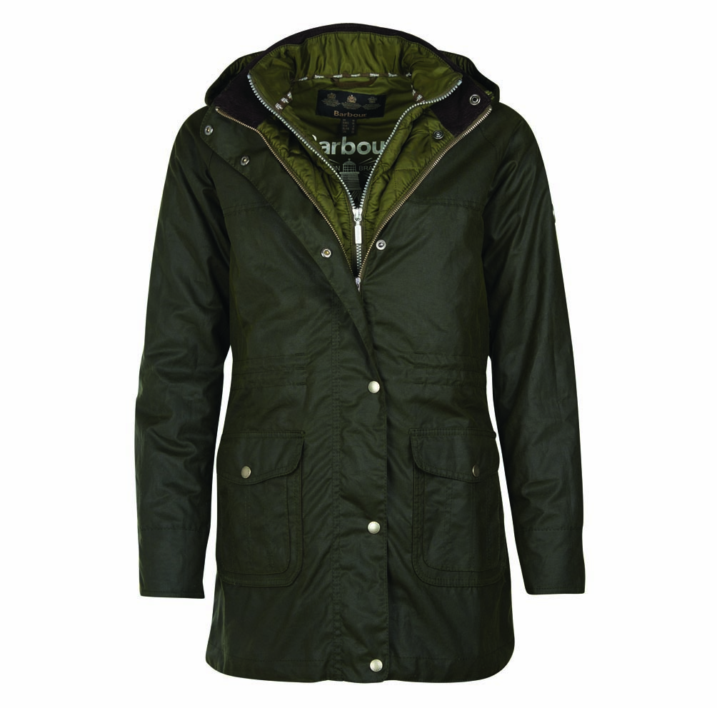 Barbour Barbour Mablethorpe Waxed Cotton Jacket Barbour International