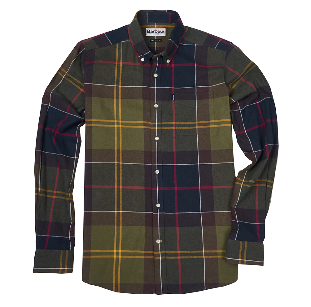 Barbour Endsleigh Tartan Tailored Shirt Classic
