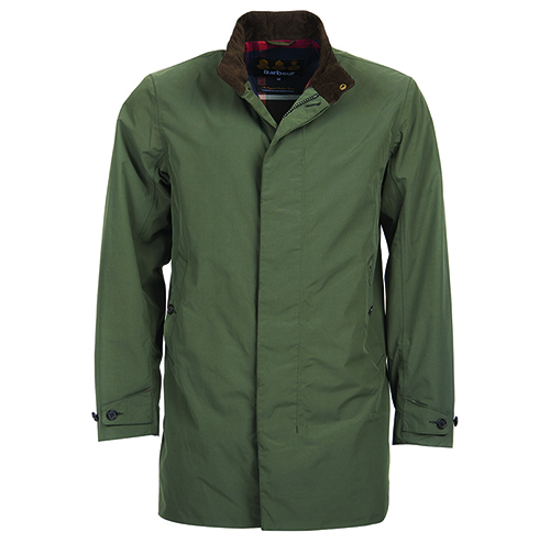 Barbour Golspie Waterproof Breathable Jacket Olive