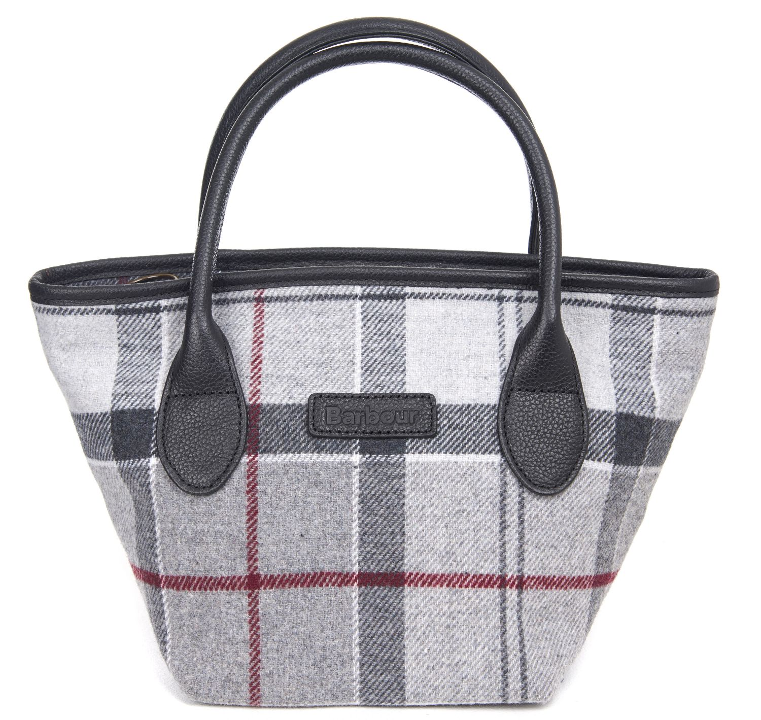 BarbourTartan Mini Classic Grey Barbour Lifestyle: From the Winter Tartan Collection