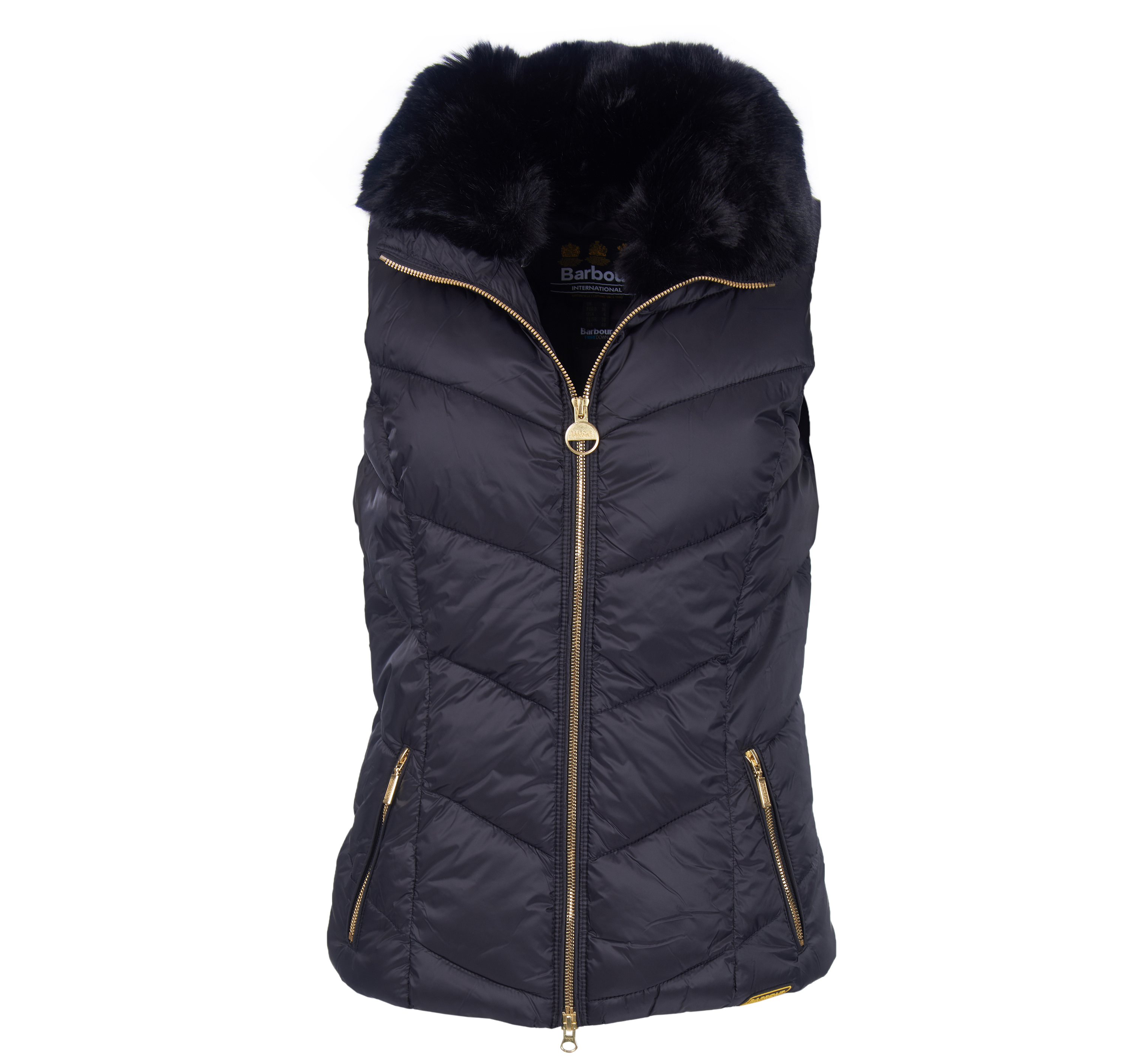 Barbour Barbour Nurburg Gilet Black