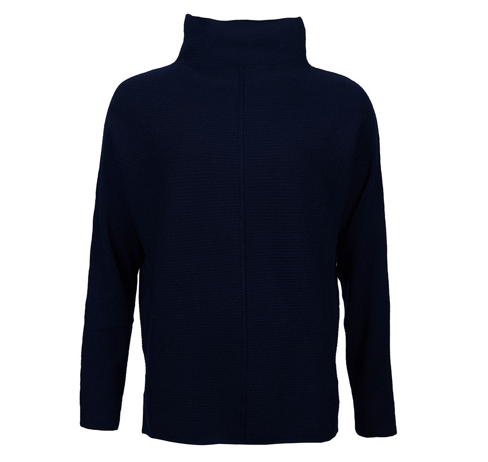 Barbour Barbour Bute Sweater Navy Barbour International: Regular Fit