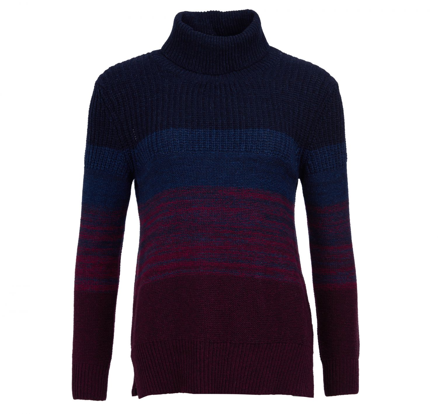 Barbour Barbour Sternway Knit Wilderness Bordeaux Barbour International