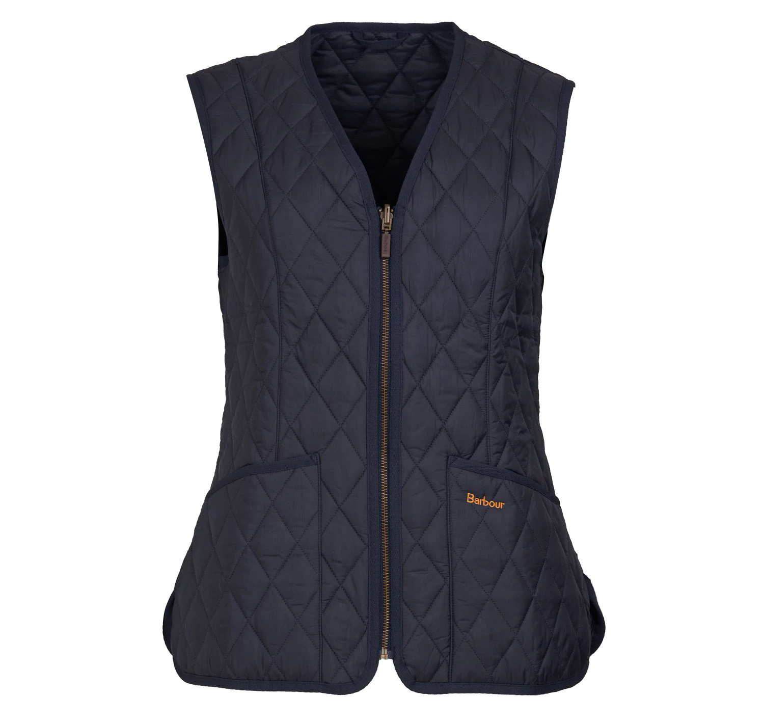 Barbour Betty Interactive Liner Navy Barbour Lifestyle: from the Country capsule