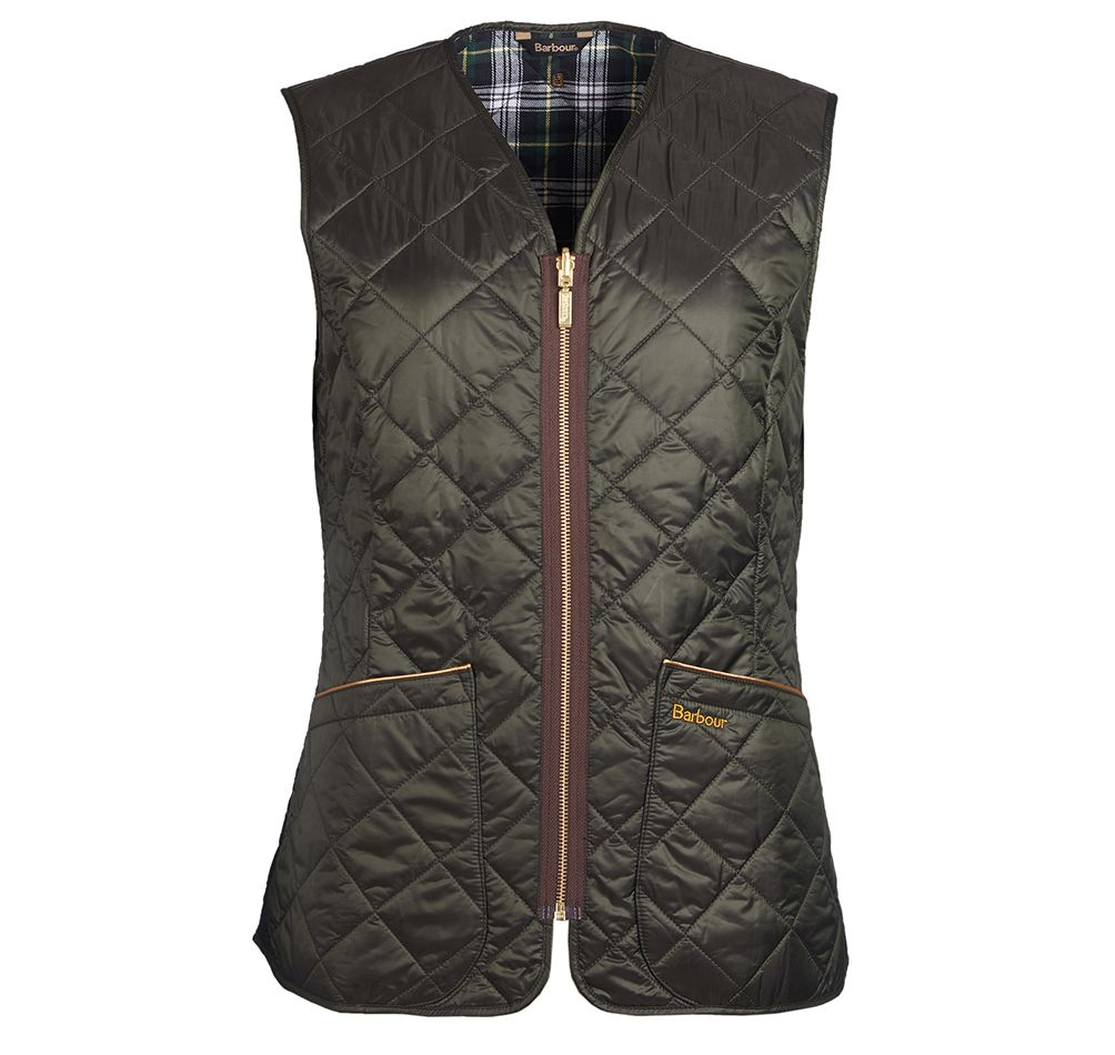 Barbour Barbour Ladies Icons Betty Interactive Liner Barbour International: 125 Anniversary