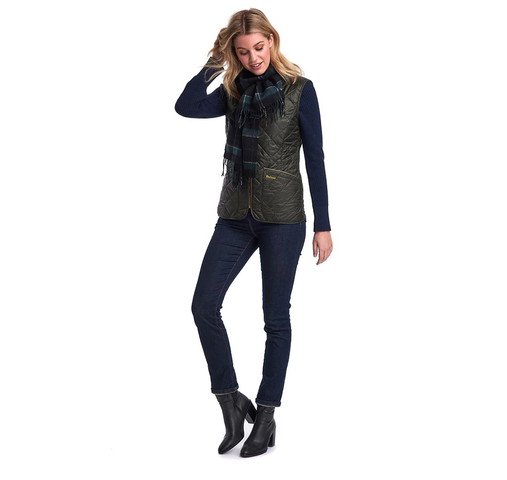 Barbour Ladies Icons Betty Interactive Liner