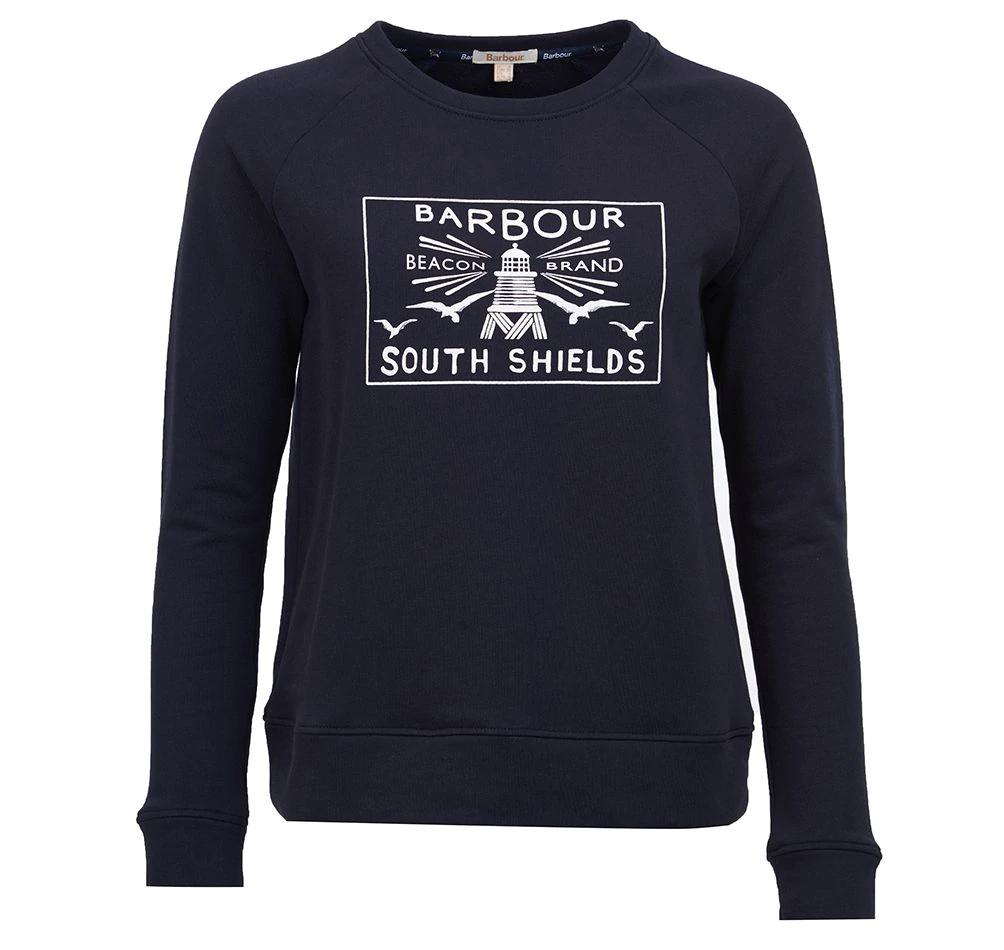 Barbour Barbour Lewes Sweatshirt Barbour International