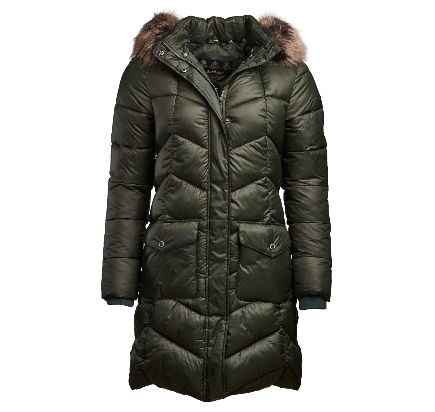 Barbour Clam Quilted Wilderness Barbour International