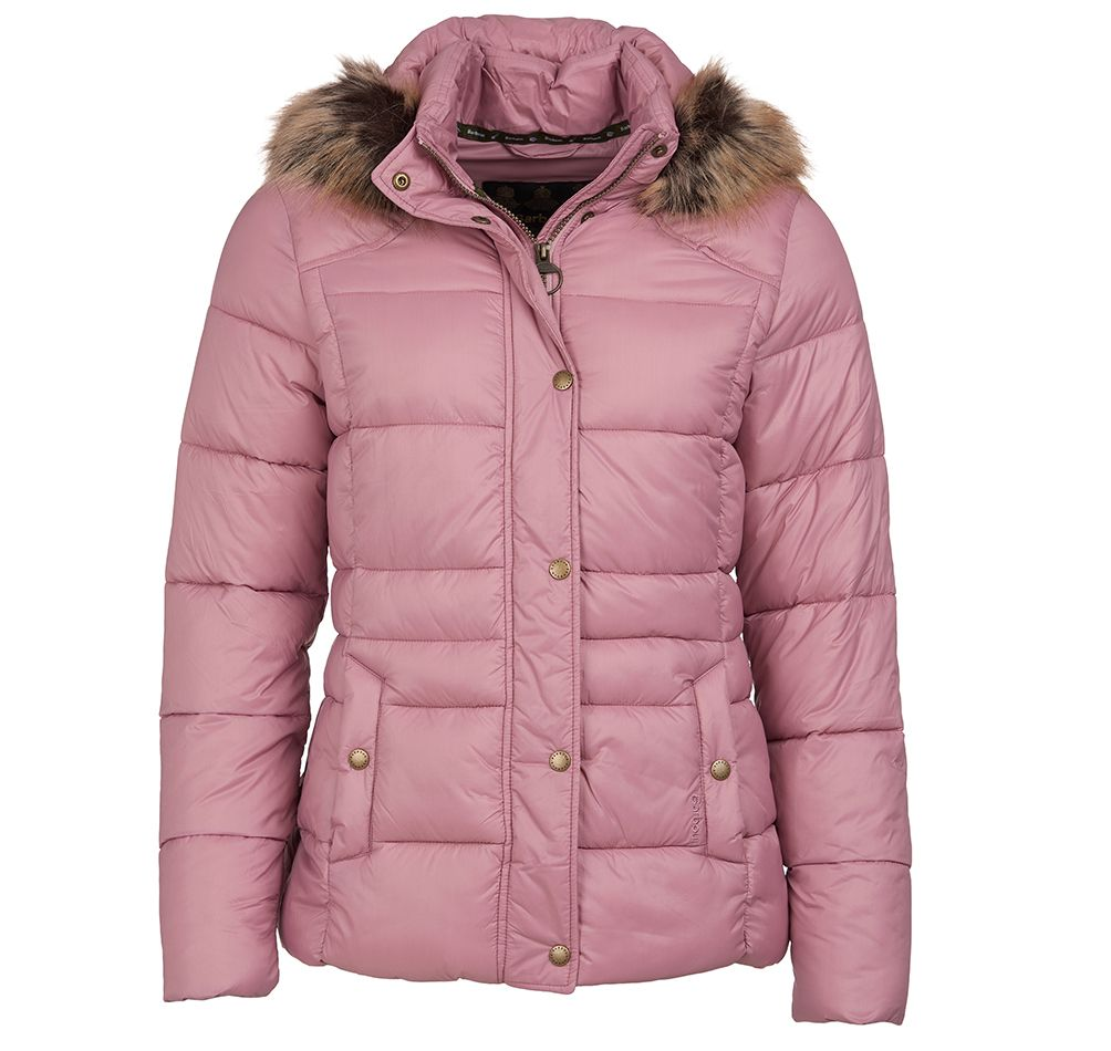 Barbour Ullswater Quilted Jacket Pink Barbour Countrywear