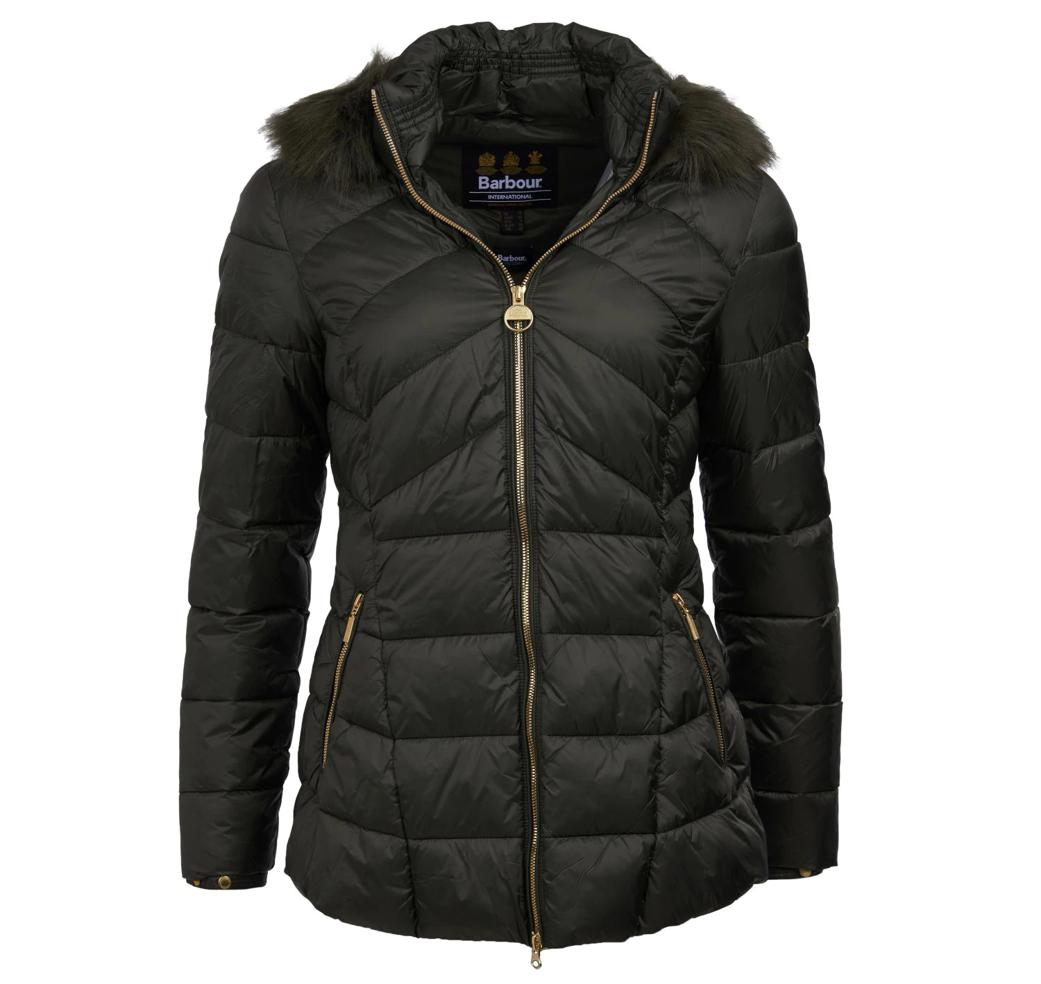 Barbour Hampton Quilted Sage Barbour International