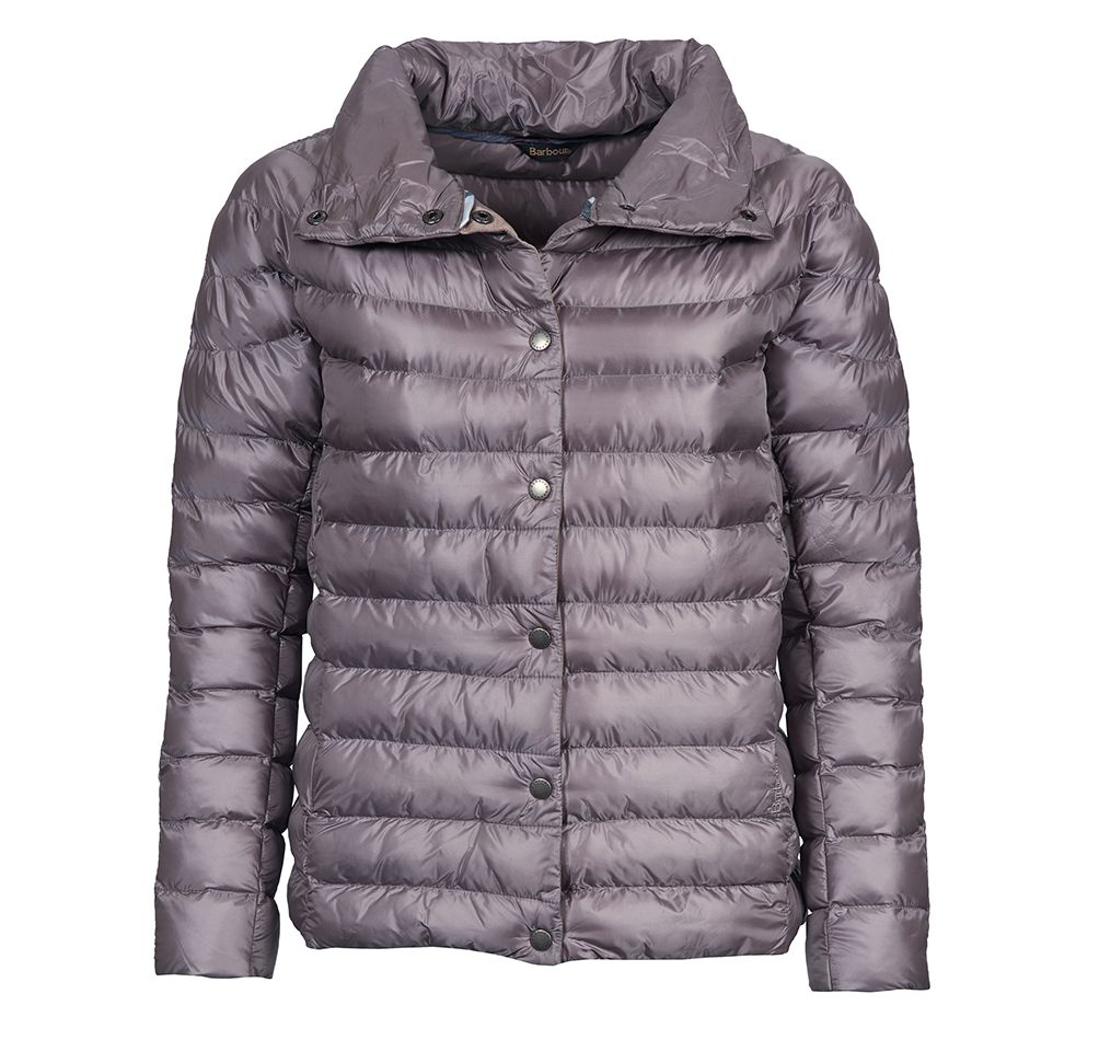 Barbour Aerielle Quilted Zinc Barbour International
