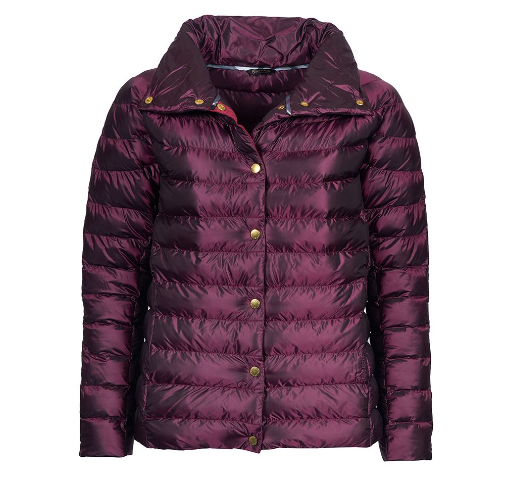 Barbour Aerielle Quilted Juniper Barbour International