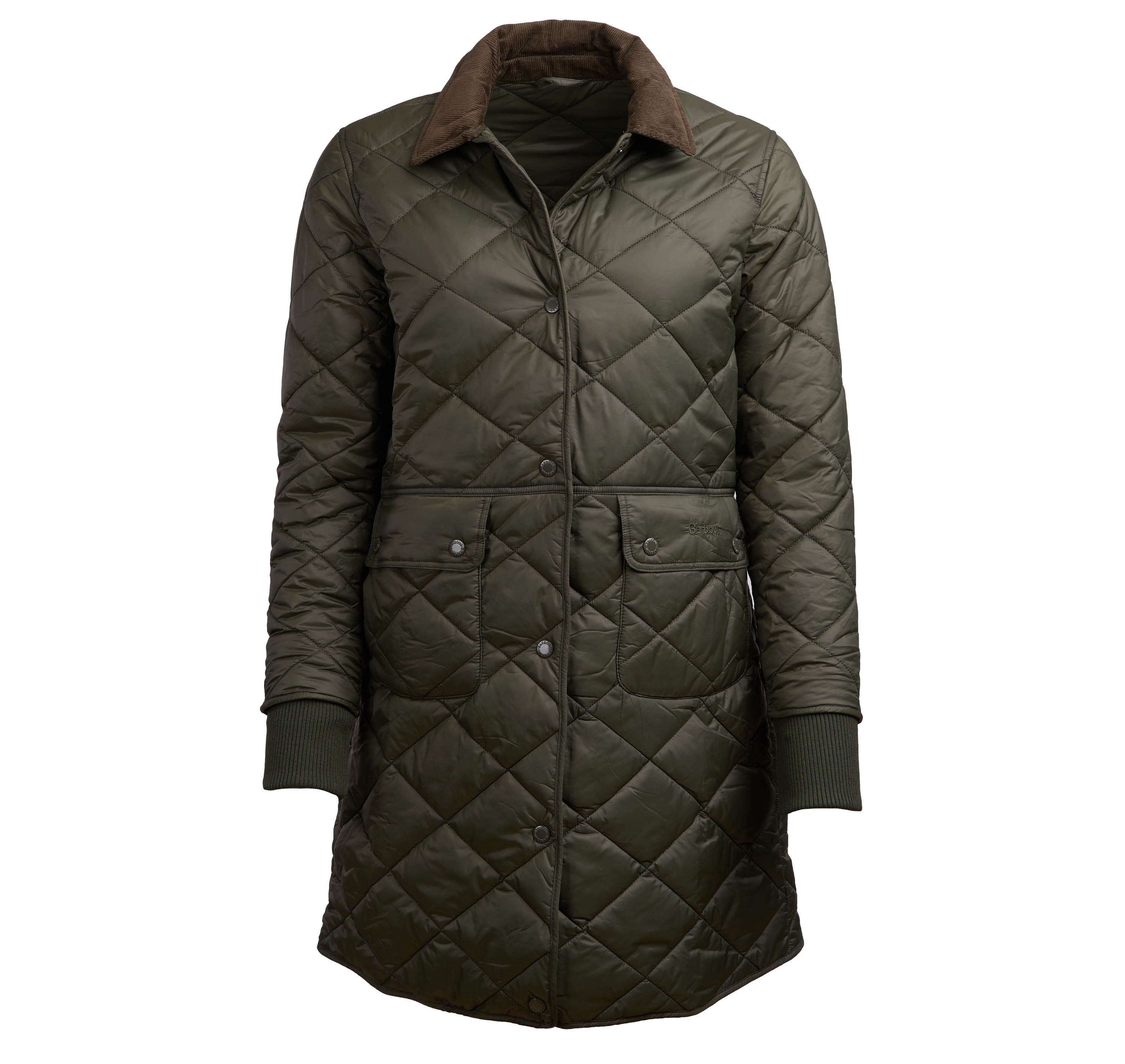 Barbour Barbour Jedburgh Quilted Jacket Sage FIT: Regular