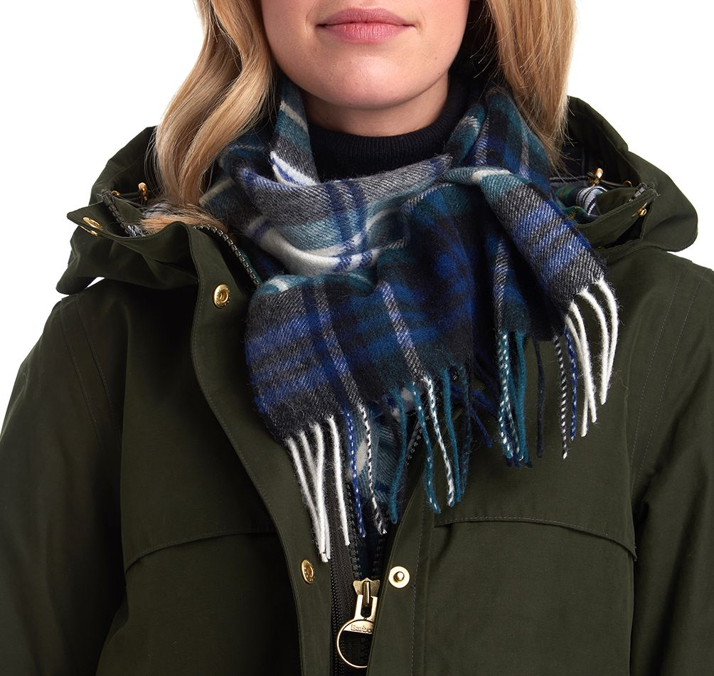 Barbour Icons Tartan Scarf