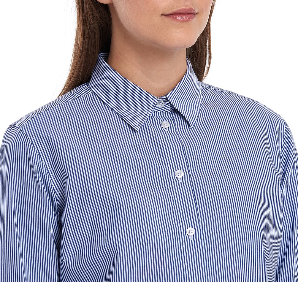 Barbour Dorset Shirt Blue