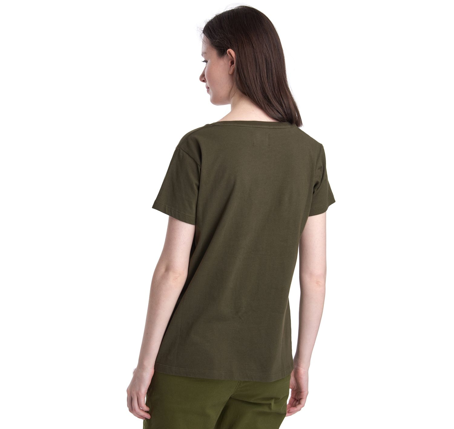 Barbour Monmouth T-shirt Sage