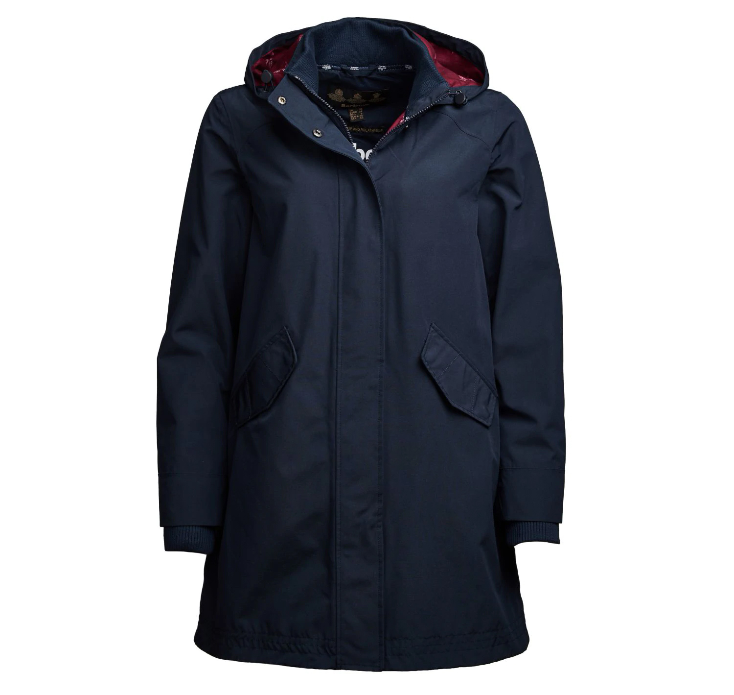 Barbour Weatherly Waterproof Breathable Jacket Barbour International: Regular Fit