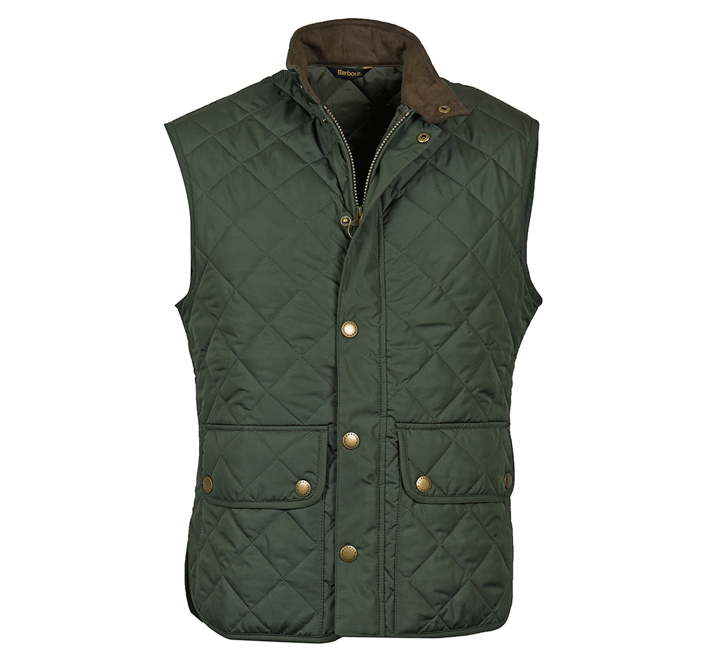 Barbour Lowerdale Gilet Sage Barbour
