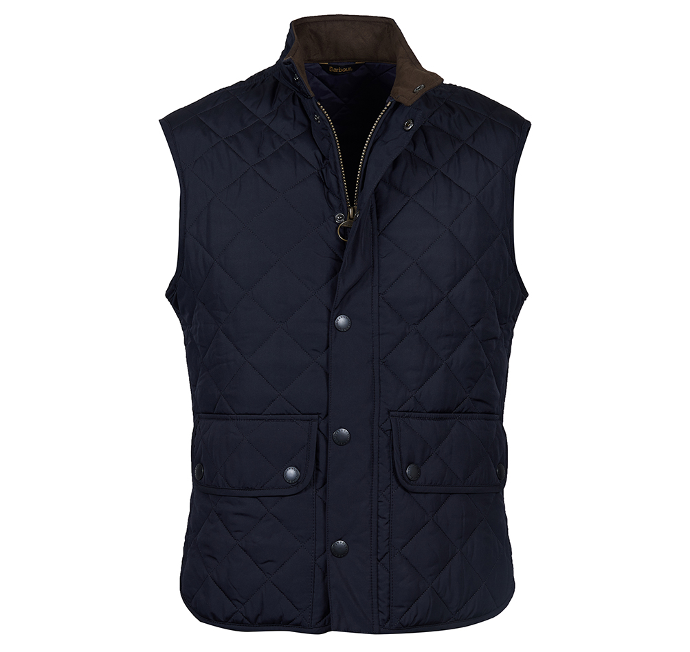 Barbour Lowerdale Gilet Navy Barbour