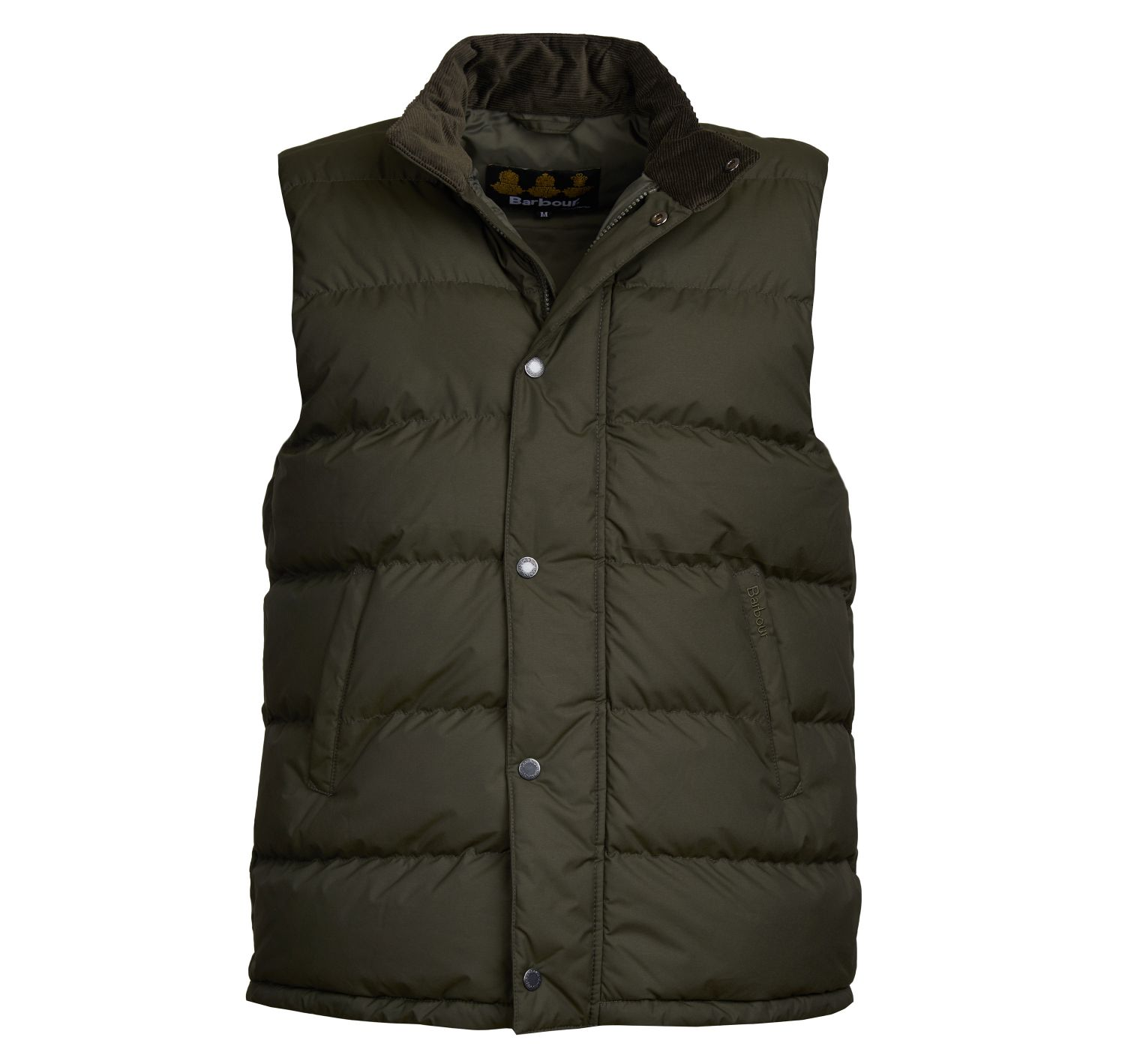 Barbour Mellor Gilet Sage Barbour Lifestyle