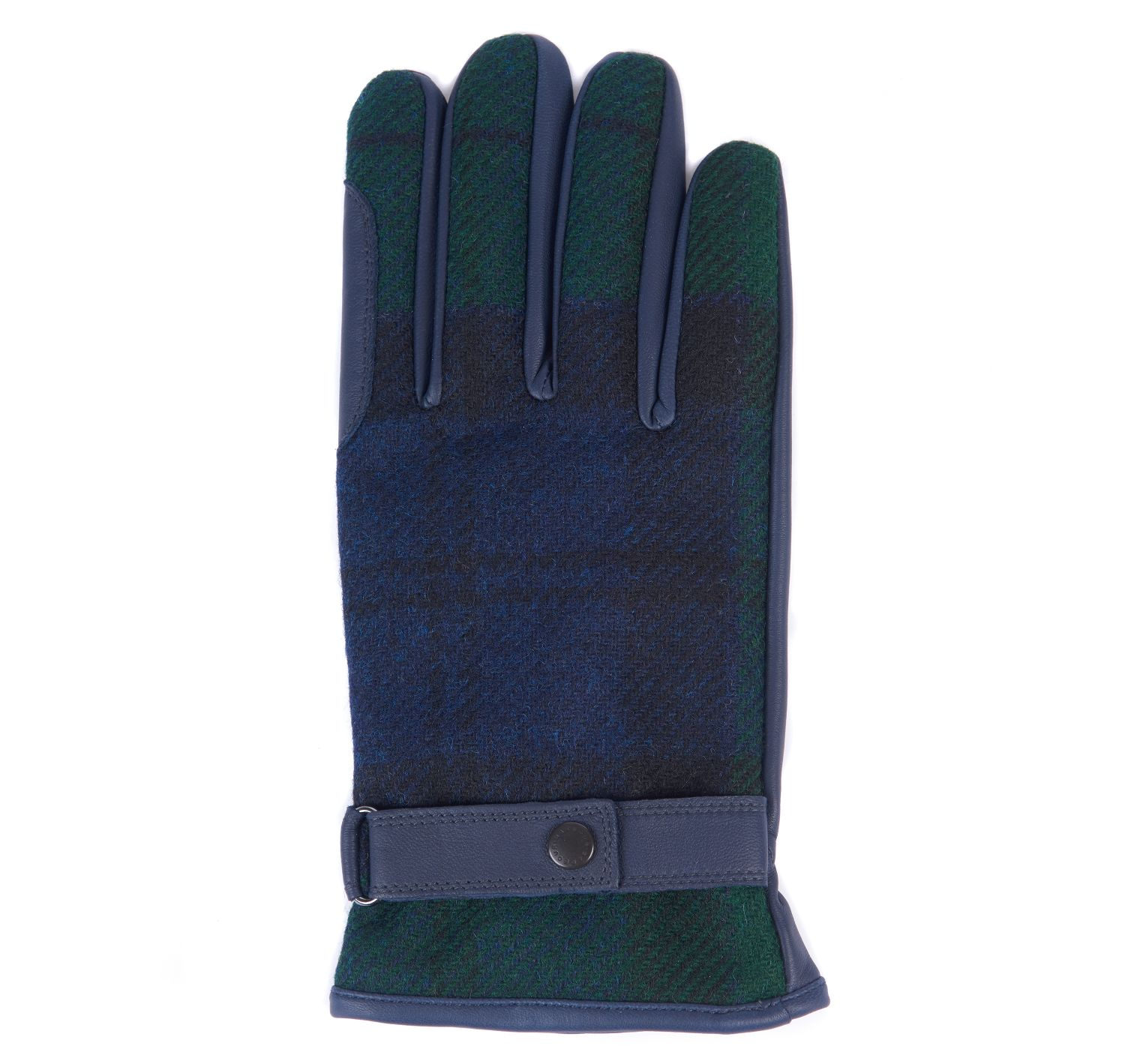 Barbour Barbour Newbrough Gloves Navy Barbour Lifestyle