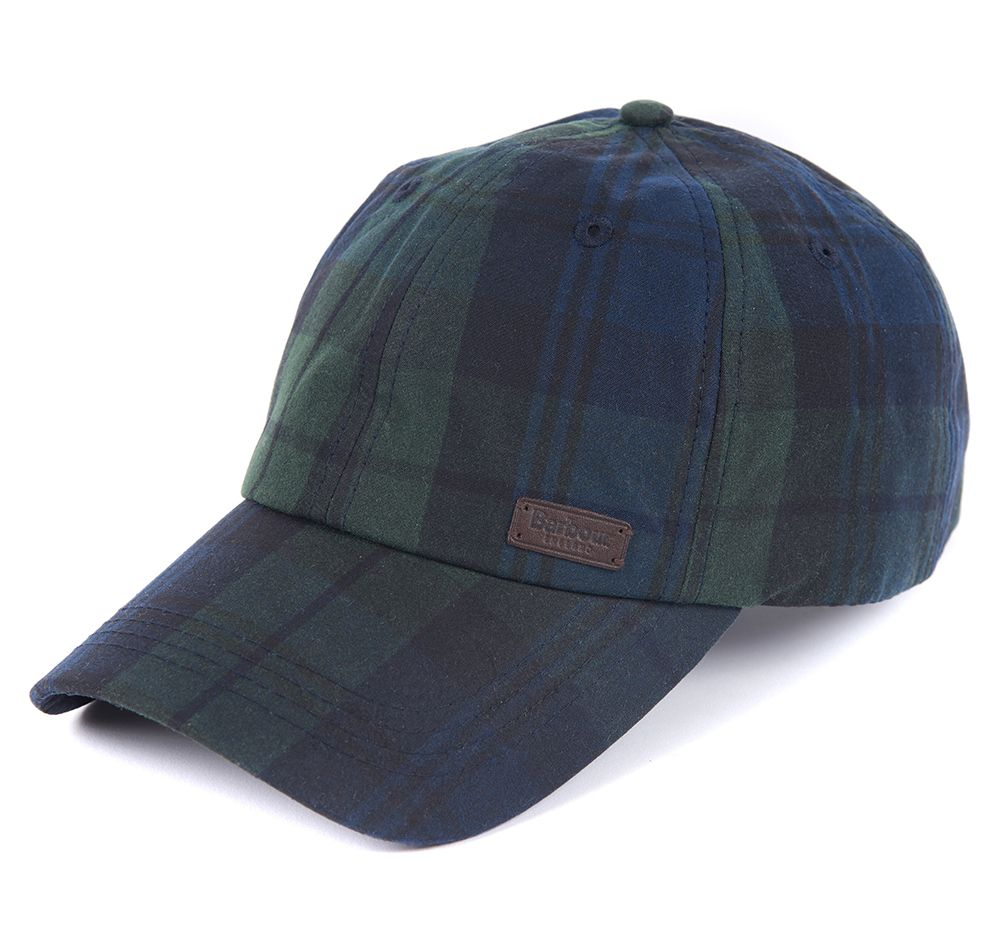 Barbour Darwen Tartan Sports Cap Barbour Lifestyle: from the Classic capsule