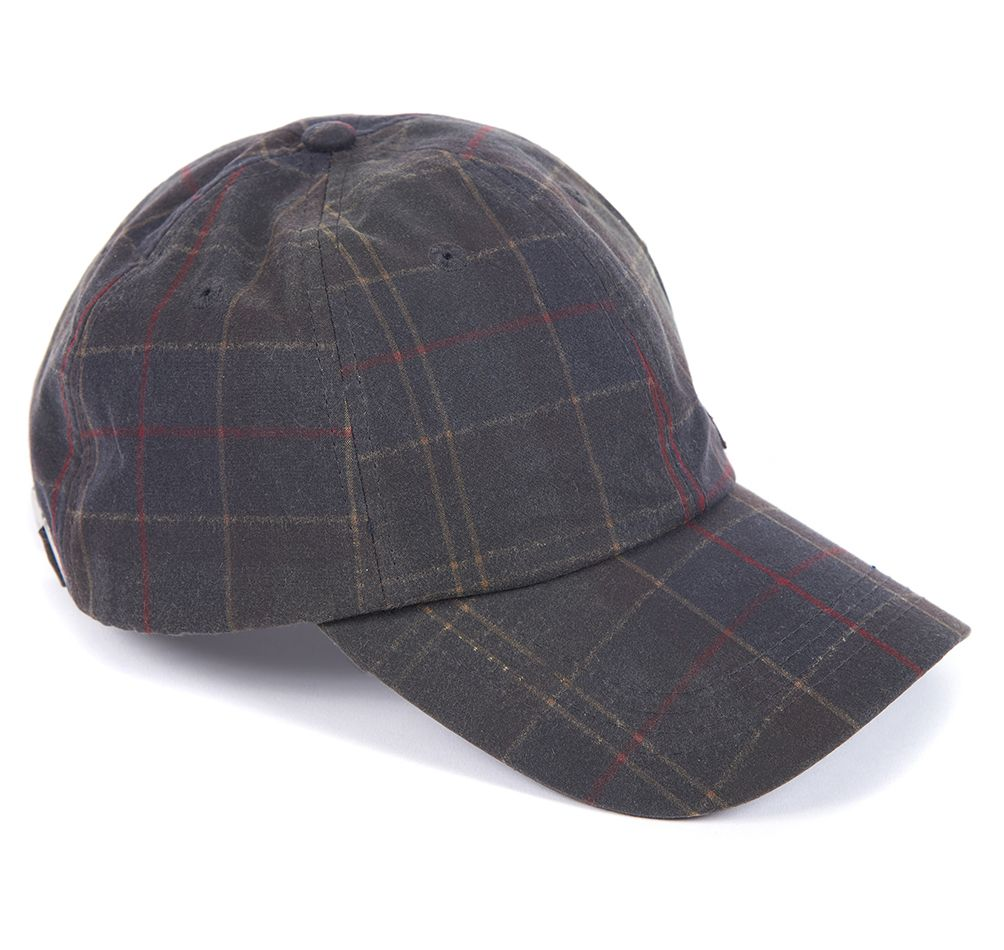 Barbour Darwen Tartan Sports Cap Classic