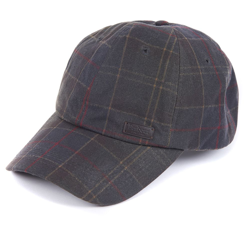 Barbour Darwen Tartan Sports Cap Classic Barbour Lifestyle: from the Classic capsule