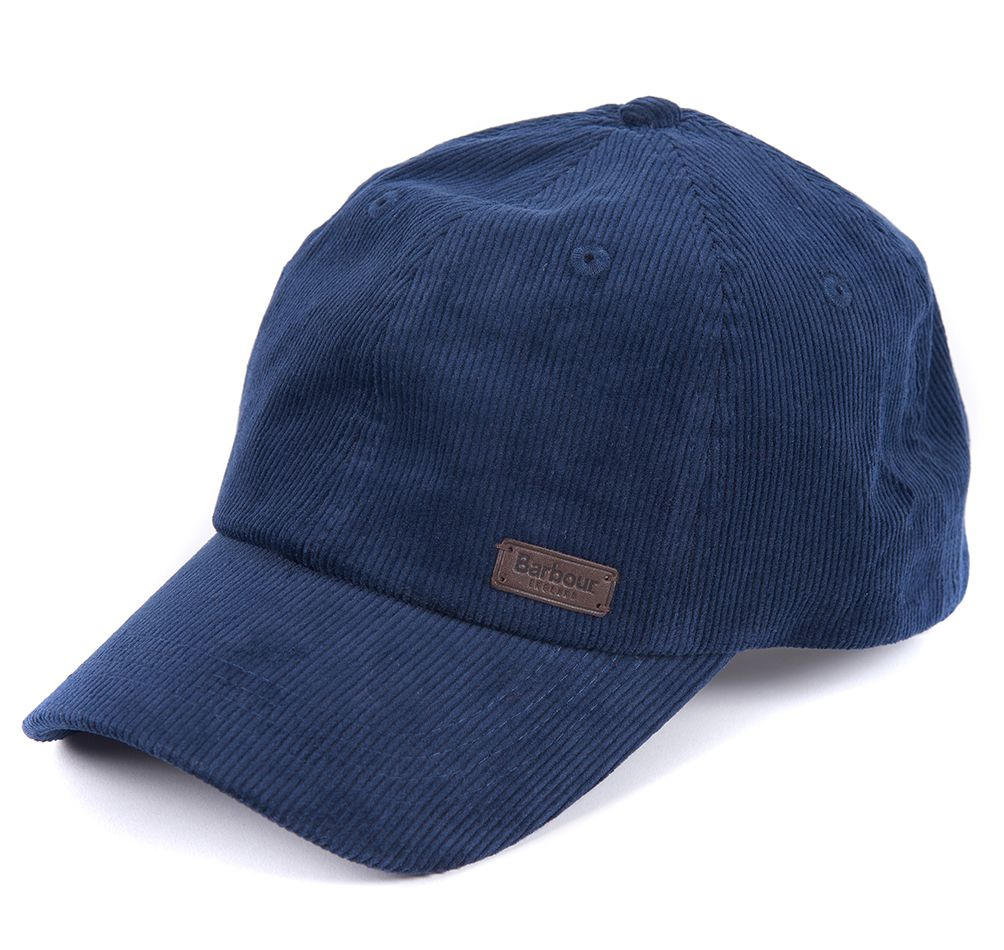 Barbour Nelson Sports Cap Deep Blue Barbour Lifestyle: from the Classic capsule